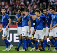 欧国联-意大利补时绝杀波兰