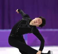 中国一哥再冲奖牌!优雅舞姿顺利晋级