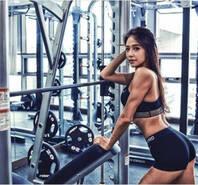 韩国健身女神性感照 前凸后翘性感无敌