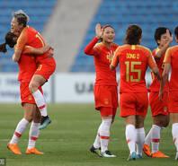 女足亚洲杯-李影取第7球 中国获季军