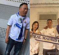 两河南球迷飞马德里看球被骗 众人助其圆梦