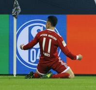 德甲-J罗传射建功 拜仁3-0沙尔克
