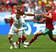 万达时刻|C罗霸气头球破门  摩洛哥遗憾出局