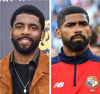世界杯神奇撞脸 最后一组疑似双胞胎