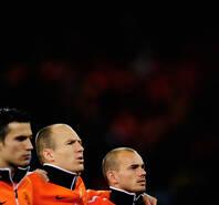 """荷兰""""四大才子""""三人退役 回望那段青葱的郁金香岁月"""