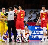 中国男篮憾负巴西 郭艾伦暴走阿联20分