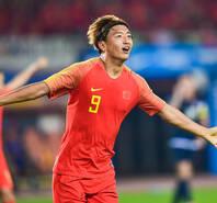 世预赛-国足7-0狂胜关岛 杨旭武磊建功
