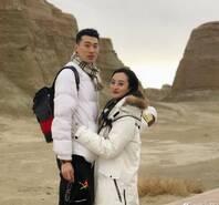 男排国手与妻子晒旅游照 景美人靓
