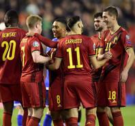 比利时6-1痛击对手 中超外援独造3球