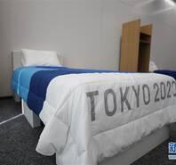 真是纸做的!东京奥运运动员睡纸板床