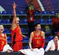 提前进军奥运会!中国女篮险胜西班牙