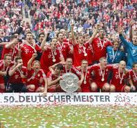 8連冠!拜仁這5人隨隊8次捧起冠軍獎盤