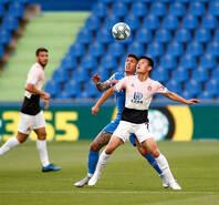武磊首發踢滿90分鐘 西班牙人0-0擺脫墊底