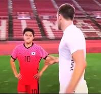 韩国男足奥运输球拒绝握手!韩媒护犊子:求胜欲太强所致