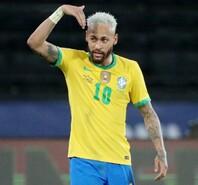 巴西4大球星爆发 4-0大胜秘鲁