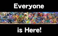 《任天堂明星大乱斗》新作公布 收录65个角色