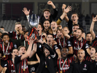 意大利超级杯-米兰5-4尤文夺冠
