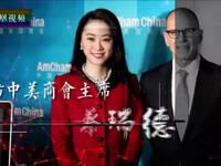 专访中美商会主席蔡瑞德