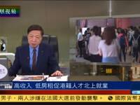 香港赴内地就业人数攀升 高收入低房租是主因