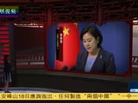美制裁伊朗涉及华企 中国外交部:已向美提交涉