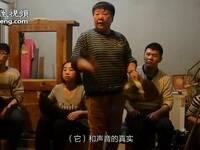 """声音魔术师 中国第一拟音师的""""音""""缘"""