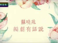 苏晓苑——编剧有话说
