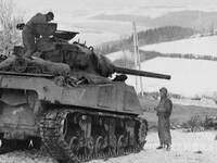 沙场第286集:坦克大战之阿登反击战
