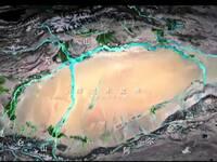 《塔里木河》第二集绿洲的重要性