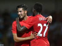 联赛杯-斯图里奇梅开二度 利物浦5-0晋级