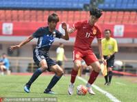 熊猫杯-国安门将屡救险 国青0-0日本