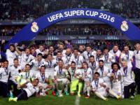 欧洲超级杯-皇马加时3-2绝杀塞维利亚夺冠