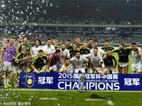 2015国际冠军杯回顾:皇马夺上海站冠军