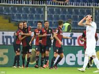 意甲-米兰0-3负 错失登顶良机