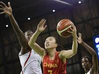 邵婷登陆WNBA 成中国第5人