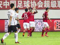 中超-高拉特两球 恒大2-1华夏两轮不胜