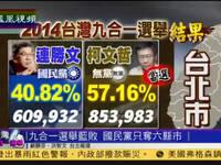 2014台湾九合一选举特别节目