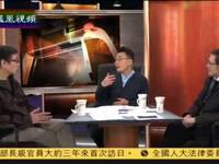 """马家辉:""""反水客""""示威令人担忧香港失理性"""