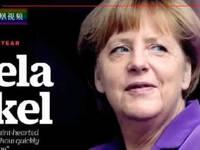 德国铁娘子——欧洲女皇默克尔的魅力