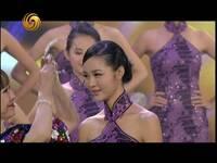 曾越荣获2013中华小姐环球大赛季军