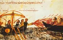 """《長安十二時辰》的黑歷史:西方大殺器""""希臘火""""傳入中國"""