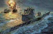 只要300潛艇,就能掐死英國?說說納粹德國的狼群戰術到底有多狠