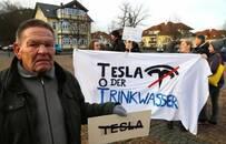 想在德国复制中国速度的特斯拉,被一群蝙蝠困住了