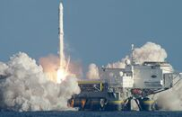 火箭为什么要在海上发射?马斯克:这是飞船和火箭的未来