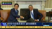 新闻背景:突破困局迫日俄走近 两国各打算盘