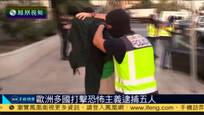 欧洲多国联合打击恐怖主义逮捕5人
