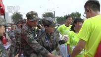 军队医院为厦门国际马拉松赛提供医疗保障