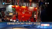 """巴黎中国文化中心举行""""欢乐春节""""文化活动"""