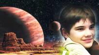 俄罗斯男孩自称来自火星,揭秘火星男孩背后的惊人预言!图片