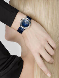 以星空为设计灵感的腕表