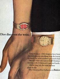 你不知道的时尚腕表历史